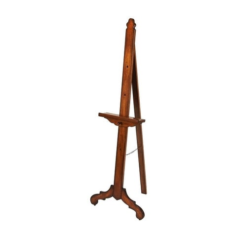 Butler Brooklyn Vintage Oak Easel - Light Brown