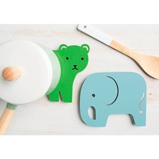 Now Designs Metal Elephant Trivet