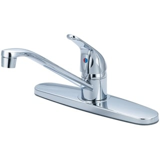 Link to Elite Single Handle Kitchen Faucet Similar Items in Faucets