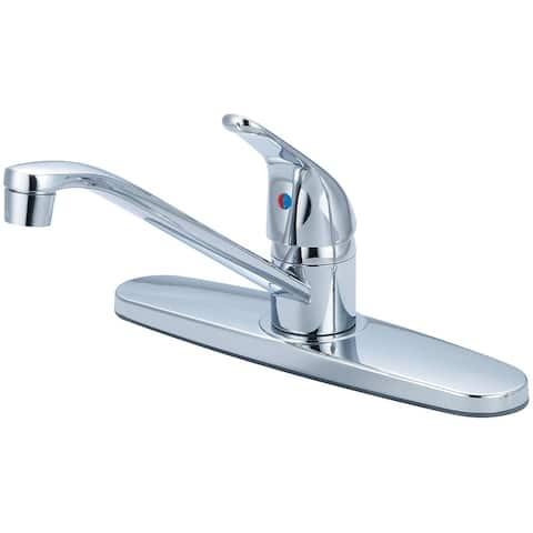 Elite Single Handle Kitchen Faucet