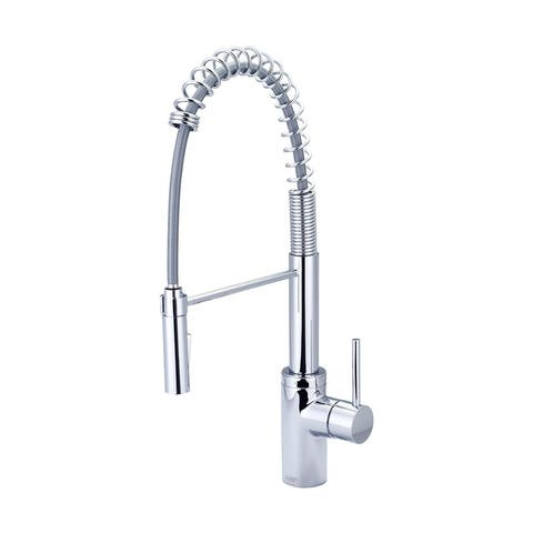 Motegi Single Handle Pre-Rinse Kitchen Faucet