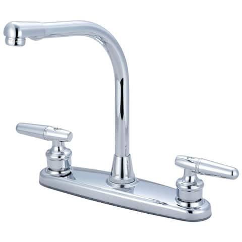 Elite 2 Handle High Arc Kitchen Faucet