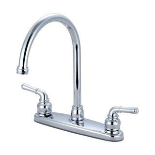 Link to Accent 2 Handle Kitchen Faucet Similar Items in Faucets