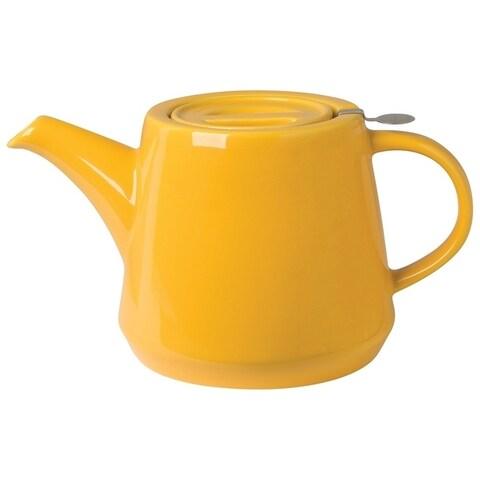 London Pottery 4-Cup Teapot Hi-Filter, Honey