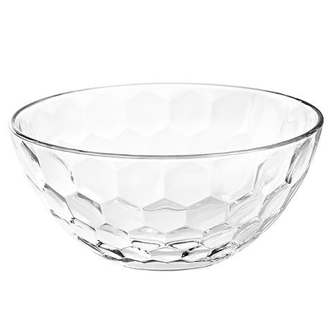 """Majestic Gifts European High Quality Glass Bowl-7.75"""" Diameter"""