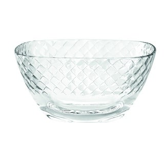 "Majestic Gifts  European High Quality Glass Bowl-9.5"" Diameter"
