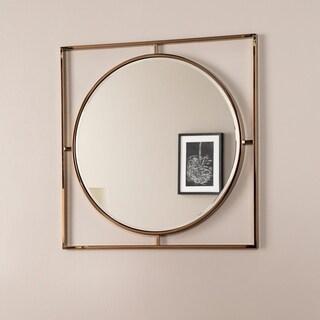 Harper Blvd Taklon Champagne Decorative Mirror