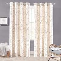 "DriftAway Harper Room Darkening Window Curtain Panel Pair - 52"" width x 84 "" length"