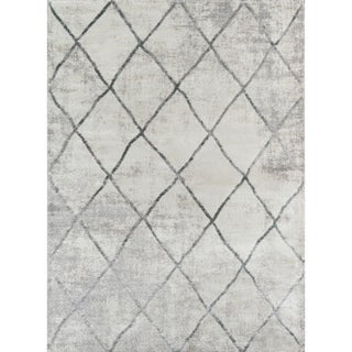 "Momeni Matrix Grey Area Rug - 9'10"" x 12'10"""