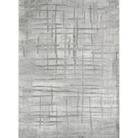 "Momeni Matrix Collection Modern Grey Area Rug - 9'10"" x 12'10"""