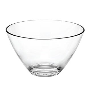 "Majestic Gifts  European High Quality Glass Bowl-8.5"" Diameter"