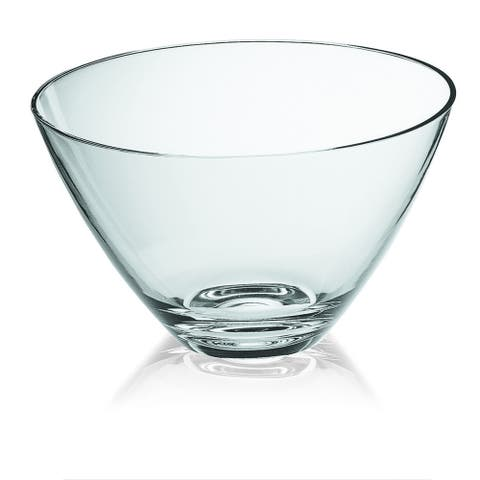 """Majestic Gifts European High Quality Glass Bowl-4.75"""" D-S/6"""
