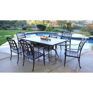 Agora Hills 7 Piece Dining Set