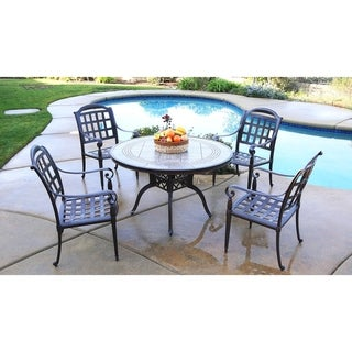 Agora Hills 5 Piece Dining Set