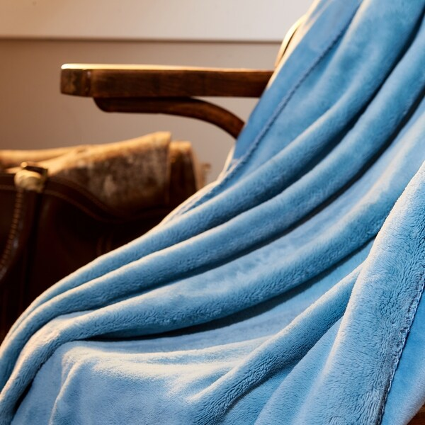 Berkshire Blanket and Home Polartec Fireside Throw