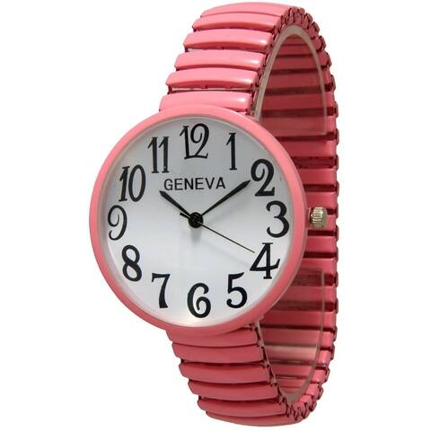 Olivia Pratt Simple Stretch Band Watch
