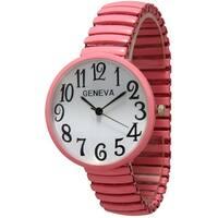 Olivia Pratt Simple Stretch Band Watch - One size