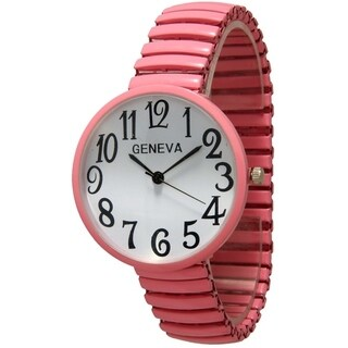 Olivia Pratt Simple Stretch Band Watch - One size (3 options available)