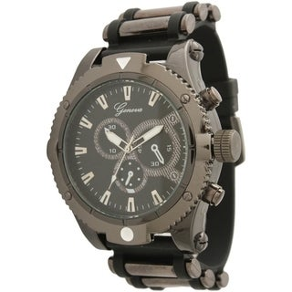 Link to Olivia Pratt Unique Mens Sporty Silicone Watch - One size - One size Similar Items in Men's Watches