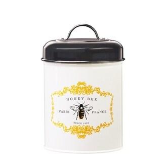Honey Bee Storage Canister, Medium, 64 oz