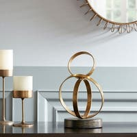 Madison Park Anelli Ring Tabletop Decoration