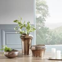 Madison Park Bowery Ceramic Vase (Set of 3)