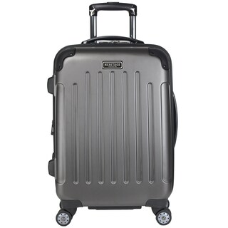 Heritage Logan Square 20-inch Lightweight Hardside Expandable 8-Wheel Spinner Carry-On Suitcase