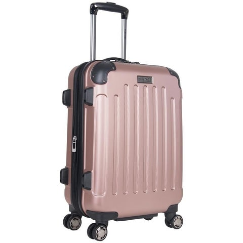 Heritage 20-inch Lightweight Hardside Expandable 8-Wheel Spinner Carry-On Suitcase
