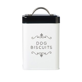 Sparky Dog Biscuits Canister, 36 oz