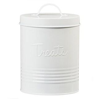 Retro Treats Canister White, 72 oz