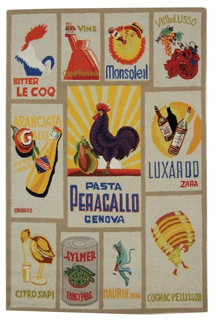 Vintage Poster Rugs 40