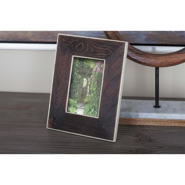 Porch & Den Jennifer Wood Picture Frame (7'' x 9'')