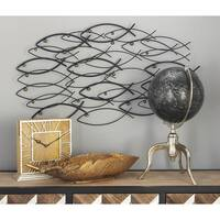 Copper Grove Sharbot Metal Fish Wall Decor (39'' x 19'')