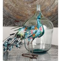 Havenside Home Buckroe Cylinder Bottle Spouted Glass Vase