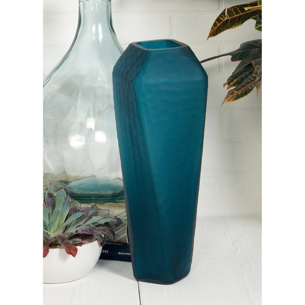 Porch & Den Mola Trendy Glass Vase