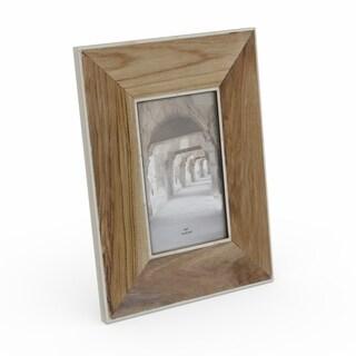 Havenside Home Buckroe Distressed Wood Picture Frame (7'' X 9'')