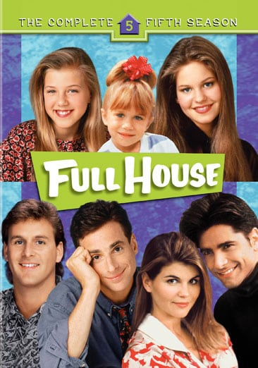 Full House: The Complete Fifth Season (DVD) - Thumbnail 0