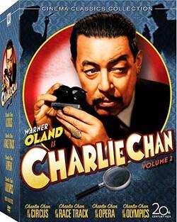 Charlie Chan Vol. 2 (DVD)