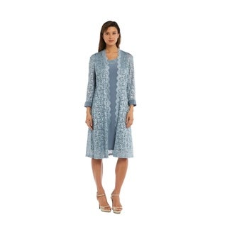 RM Richards 3269 Slate Jacket Dress