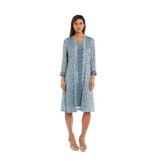 RM Richards 3269 Slate Jacket Dress (More options available)