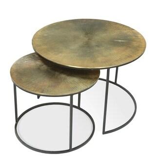 Portia 2-Set Nesting Coffee Tables