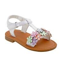 Laura Ashley Girl Toddler T-Strap Sandal
