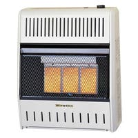 ProCom Dual Fuel Ventless Infrared Heater - 20,000 BTU, Model# MNSD3TPA