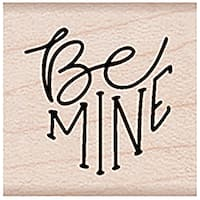 """Hero Arts Mounted Rubber Stamp 1.5""""X1"""""""