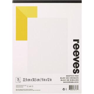 """Reeves Sketching Paper Pad 9""""X12"""""""
