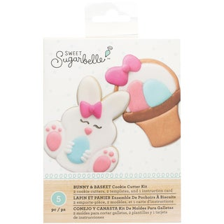 Sweet Sugarbelle Cookie Cutter Kit 5pcs