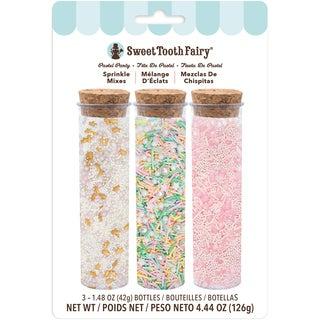 Sweet Tooth Fairy Sprinkles 1.48oz 3/Pkg