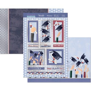 Hunkydory Moments & Milestones A4 Topper Set