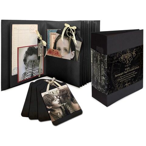 Graphic 45 Staples Tag & Pocket Album