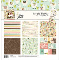 """Simple Stories Simple Sets Collection Kit 12""""X12"""""""